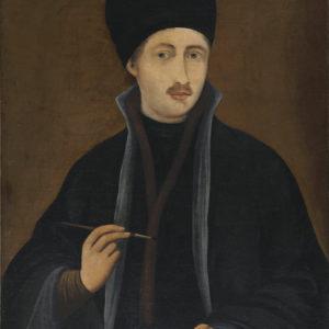 Zahari Zograf (1810–1853) <br> Self-portrait, ca. 1840