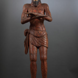 Figure of Christ, 16th–19th с. <br> Goa Province, India