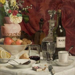 Konstantin Velichkov (1855–1907) <br> Still Life, 1889