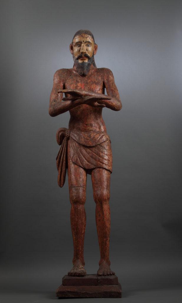 Фигура на Христос, XVI-XIX в. <br> Провинция Гоа, Индия