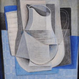 Иван Ненов (1902-1997) <br> Стъклената кана, 1933