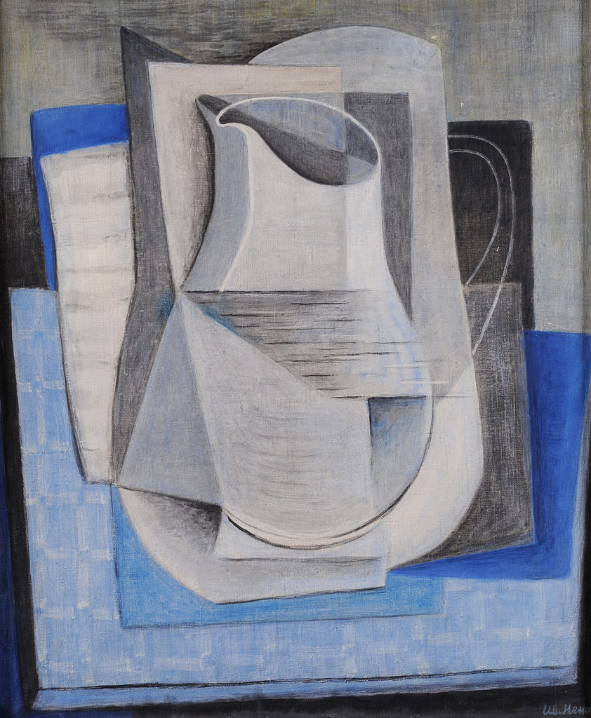 Ivan Nenov (1902–1997) <br> The Glass Jug, 1933
