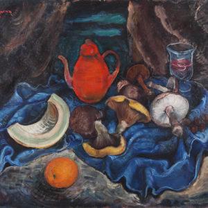 David Peretz (1906–1982) <br> Still Life, 1937