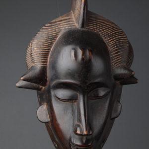 Маска, племе Бауле, Кот Д`Ивоар