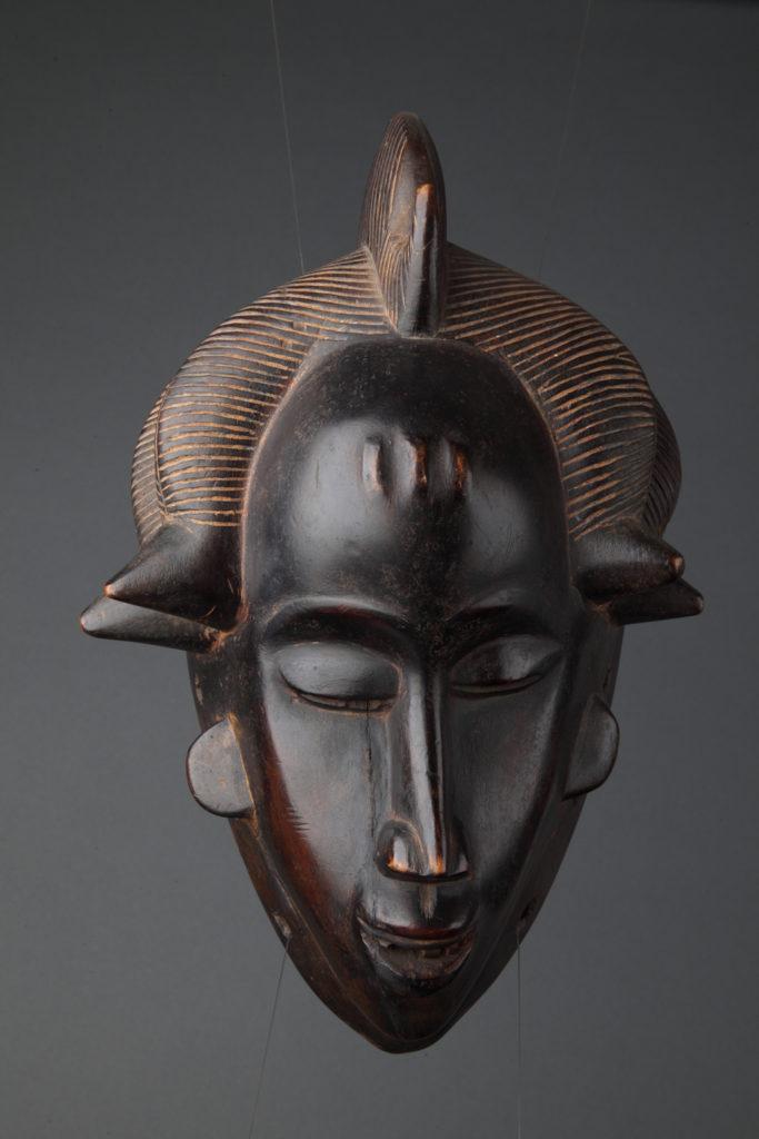 Mask, Baule Tribe, Côte d`Ivoire
