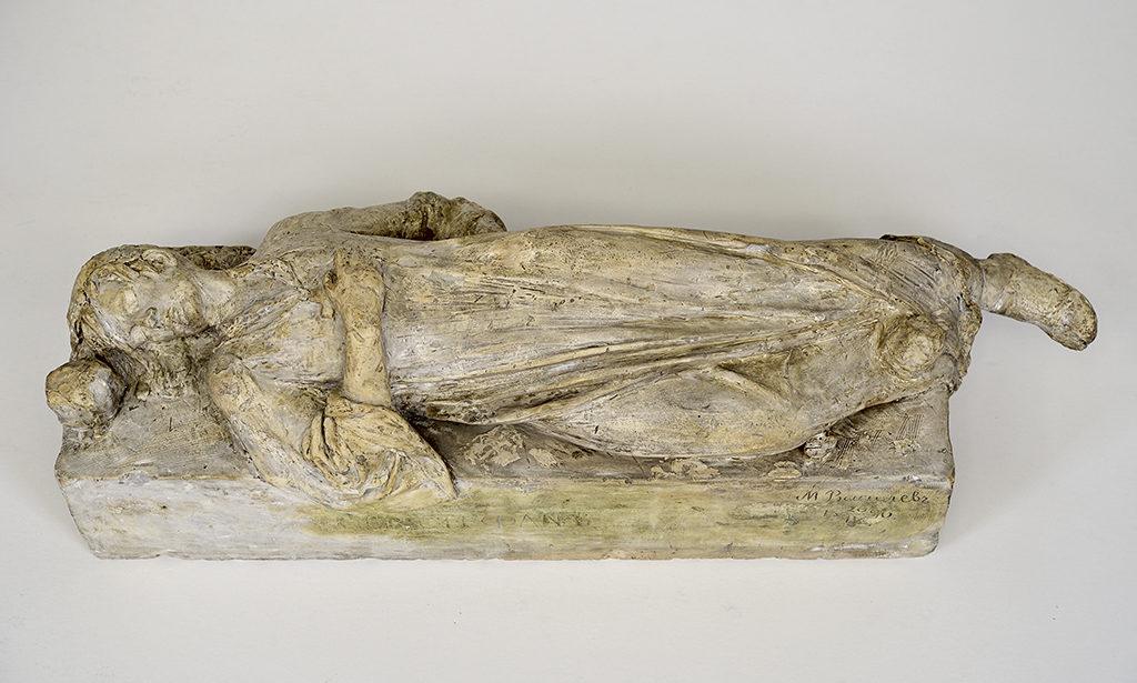 Марин Василев (1867-1931) <br> Убийството на Св. Стефан, 1896