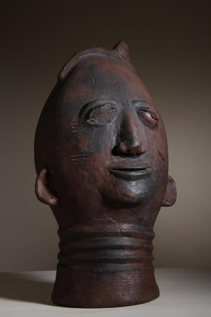 Head, Agni Tribe, Côte d`Ivoire