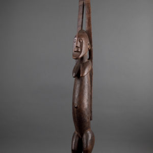 Standing Female Figure, Dogon Tribe, Mali