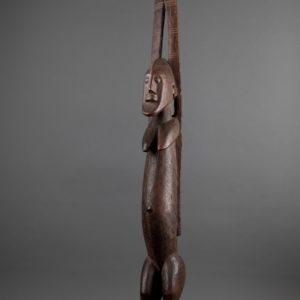 Права женска фигура, племе Догон, Мали