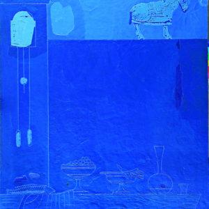 Ivan Vukadinov (1932) <br> Still Life, 1987