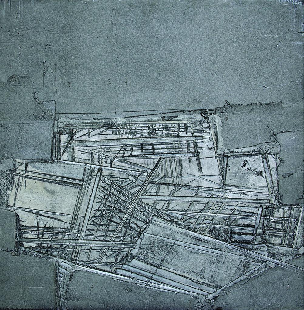 Petar Dochev (1934–2005) <br> Platform, 1986