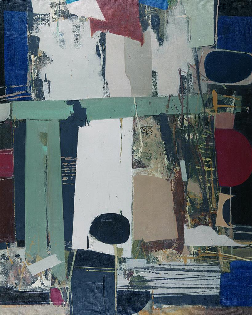Georgi Bozhilov (1935–2001) <br> Atelier III, 1983