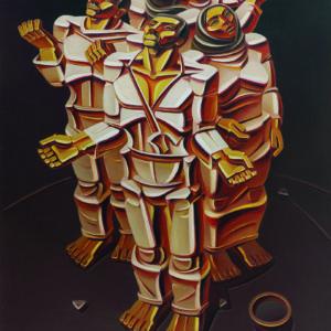 Атанас Яранов (1940-1988) <br> Молитва за дъжд, 1984