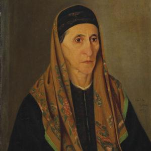 Христо Цокев (1847-1883) <br> Портрет на Ивана Ненова, 1875
