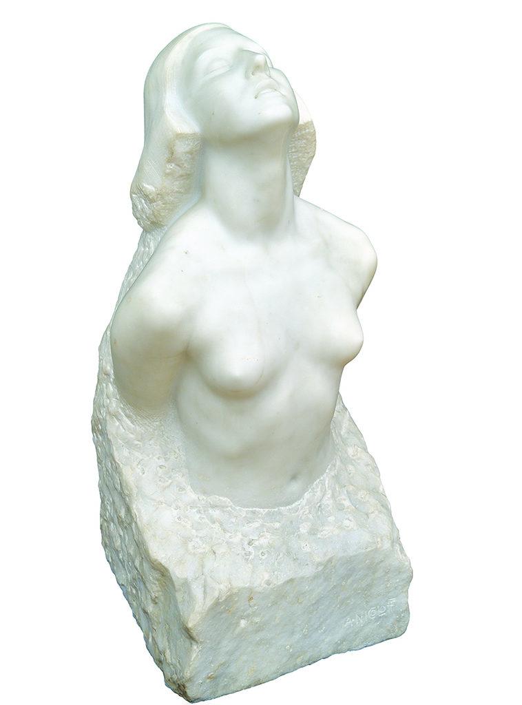Andrey Nikolov (1879–1971) <br> Spirit and Matter, 1922