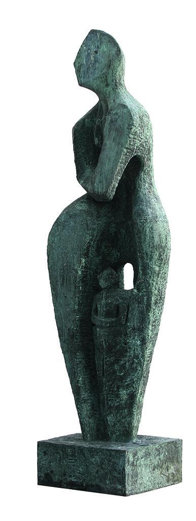 Valentin Starchev (1935) <br> Idol I, 2001