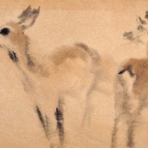 Iliya Petrov (1903–1975) <br> Deer, 1946