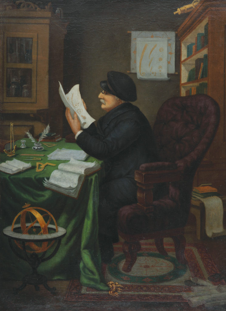 Nikolay Pavlovich (1835–1894) <br> Portrait of Dr Petar Beron, 1885–1886