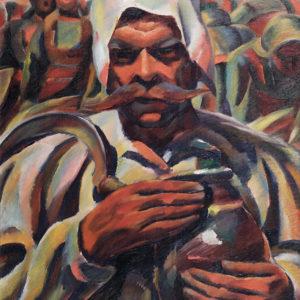 Владимир Димитров – Майстора (1882-1960) <br> Жътвар, към 1938