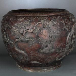 Vase, 19th c., China