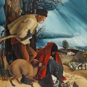Zlatyu Boyadzhiev (1903–1976) <br> Autumn, 1941