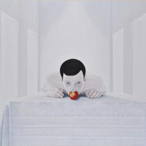 Искра Благоева (1978) <br> Последната вечеря на Адам, 2012