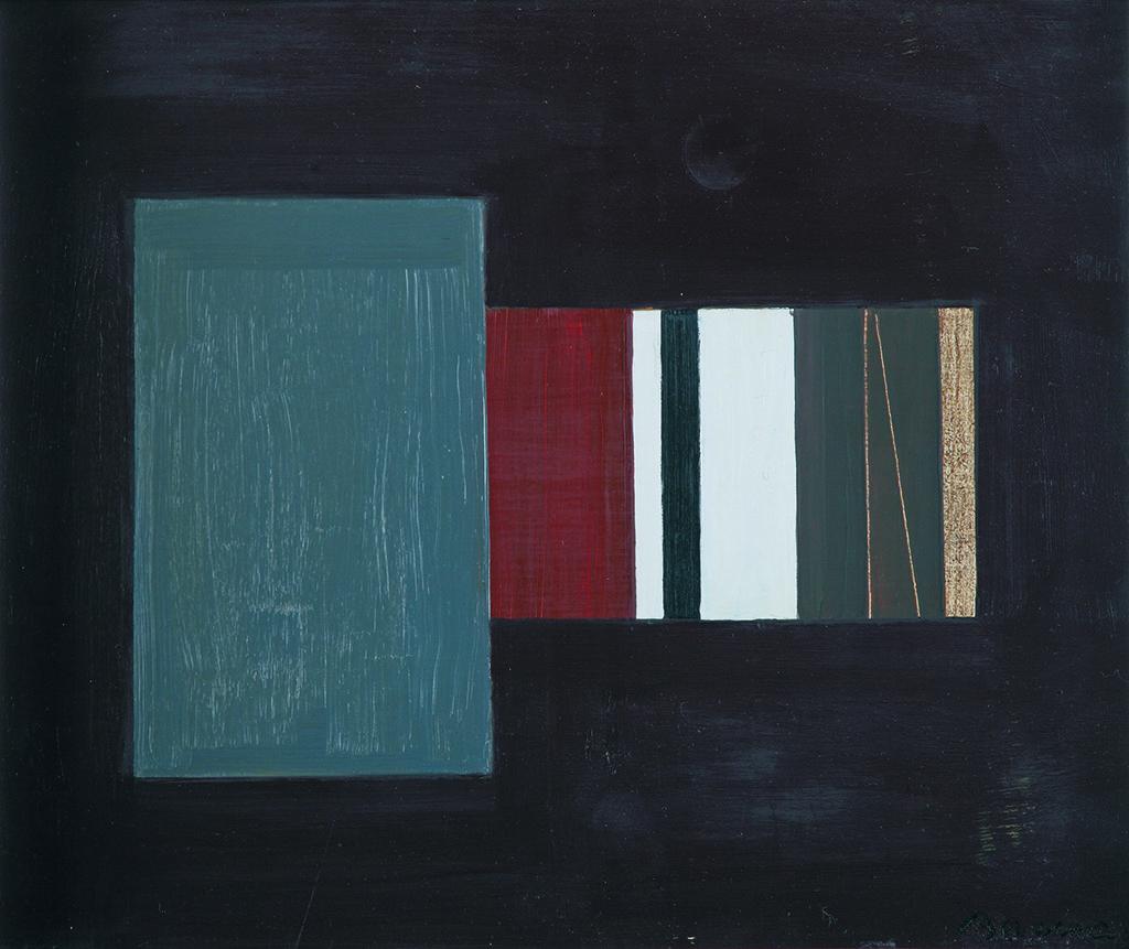 Йеньо Барчай (1900 – 1988), Унгария <br> Картинна конструкция, 1967