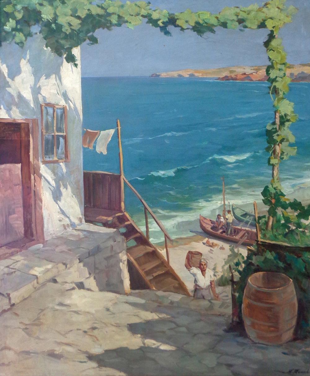Марио Жеков (1898 – 1955) – Национална галерия